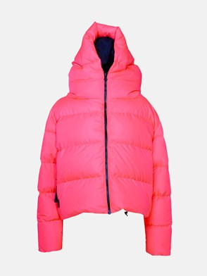 BACON - NEON PINK CLOUD DOWN JACKET