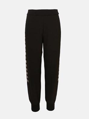 ICEBERG - BLACK PANTS