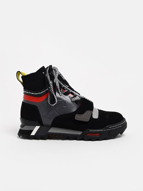 OFF WHITE - SNEAKER HIKING NERA