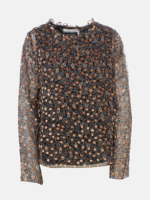 SEE BY CHLOE' -  BLUSA MULTICOLOR