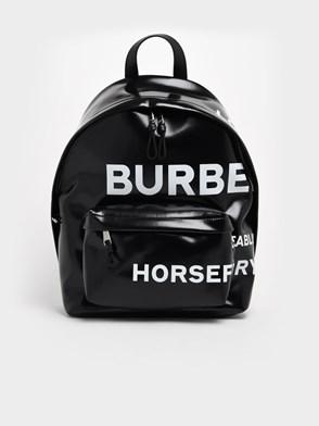 BURBERRY - BLACK JETT BACKPACK