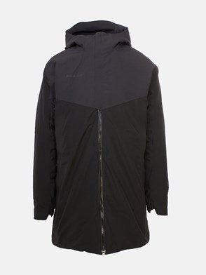 MAMMUT DELTA X - BLACK THERMO HOODED PARKA