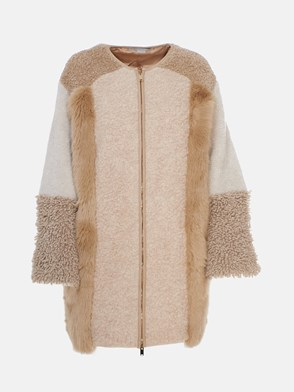 STELLA McCARTNEY - ECOPELLICCIA BEIGE