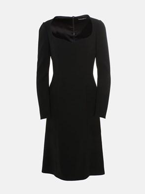 DOLCE & GABBANA - BLACK DRESS
