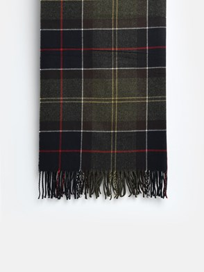 BARBOUR - GREEN HAILES SCARF