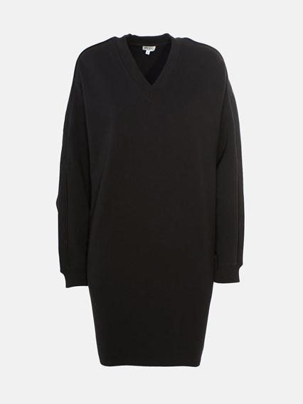 KENZO BLACK DRESS - COD. F962RO896953         99A