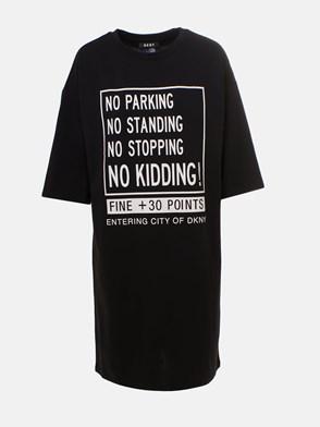 DKNY - BLACK T-SHIRT
