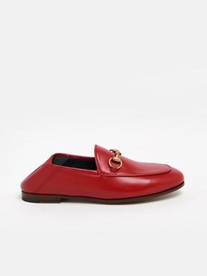 GUCCI - MOCASSINI HORSEBIT ROSSI