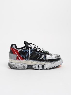 MAISON MARGIELA - SNEAKERS FUSION MULTICOLOR