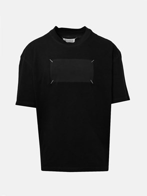 MAISON MARGIELA - T-SHIRT OVER NERA