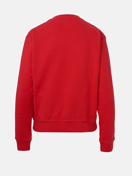 DSQUARED2 RED SWEATSHIRT - COD. S75GU0277 S25305     307