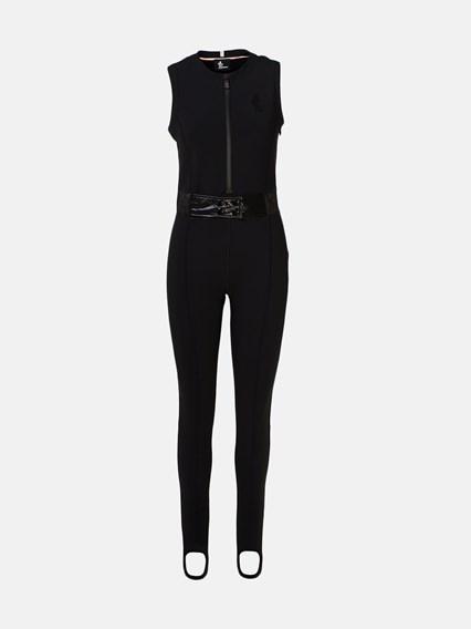 MONCLER GRENOBLE BLACK JUMPSUIT - COD. 88501 00 80280       999