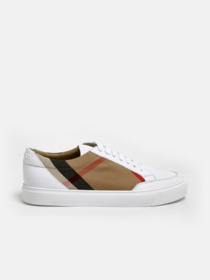BURBERRY - SNEAKERS NEW SALMOND CHECK