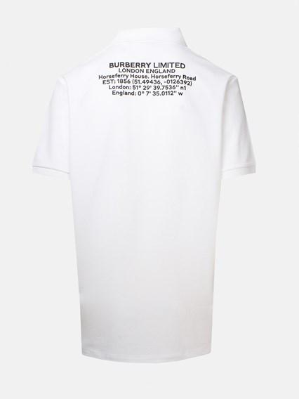 burberry white t shirt