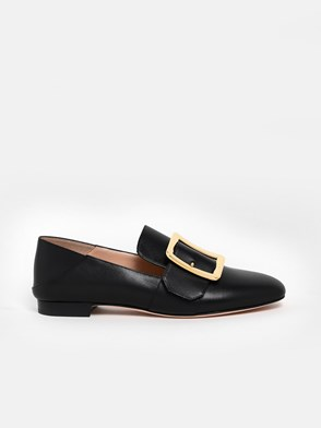 BALLY - MOCASSINI JANELLE/450 NERI