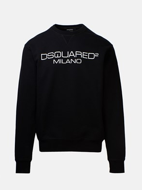 DSQUARED2 - BLACK SWEATSHIRT