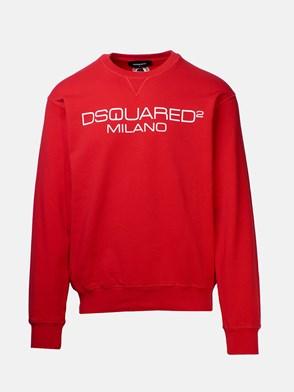 DSQUARED2 - RED SWEATSHIRT