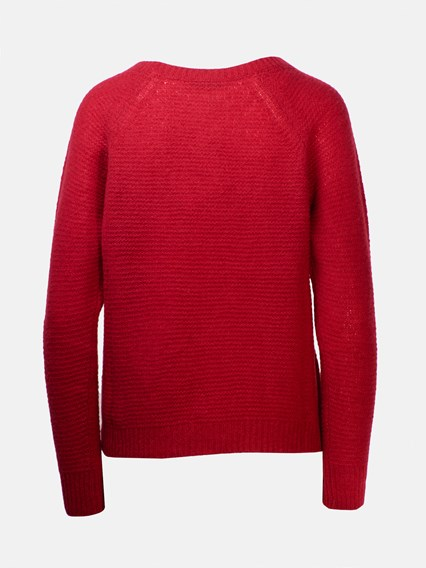 MAX MARA RED SWEATER - COD. 13610501600          007