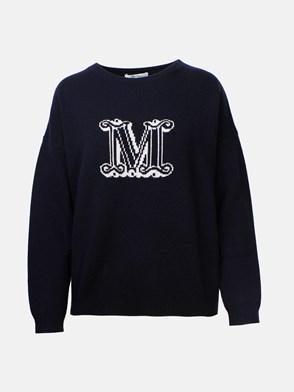 MAX MARA - MAGLIONE BLU