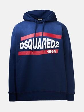 DSQUARED2 - BLUE SWEATSHIRT