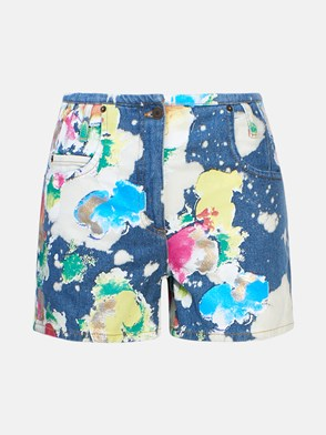 MOSCHINO - SHORTS MULTICOLOR