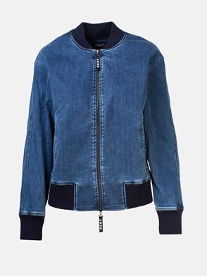 DKNY - BLUE DENIM JACKET