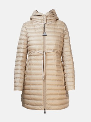 MONCLER - BEIGE BARBEL DOWN JACKET