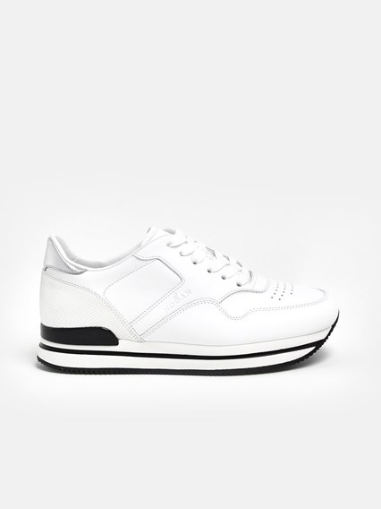 hogan SNEAKERS H222 BIANCHE available on www.lungolivignofashion ...