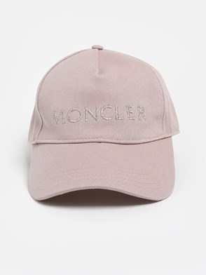MONCLER - CAPPELLINO ROSA