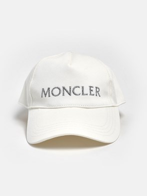 MONCLER - WHITE HAT