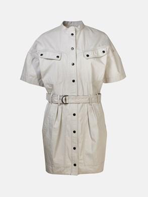 ISABEL MARANT ETOILE - BEIGE ZOLINA DRESS