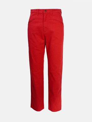 PHILOSOPHY BY LORENZO SERAFINI - JEANS ROSSO