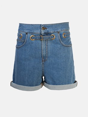 PHILOSOPHY BY LORENZO SERAFINI - SHORTS JEANS