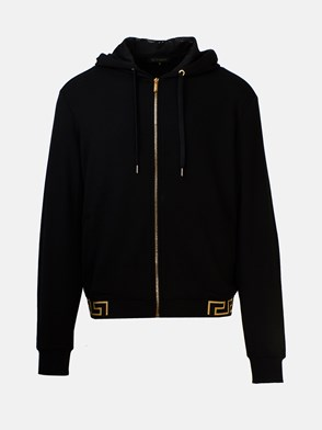 VERSACE - BLACK SWEATSHIRT