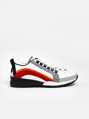 DSQUARED2 - MULTICOLOR SNEAKERS