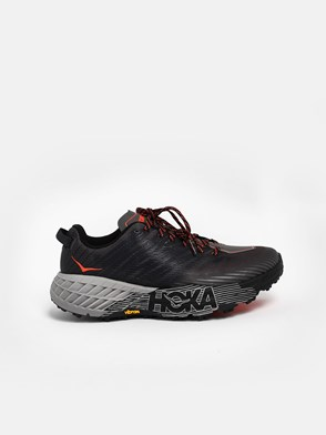 HOKA ONE ONE - SNEAKERS SPEEDGOAT 4 NERE
