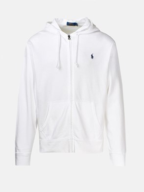 POLO RALPH LAUREN - WHITE SWEATSHIRT