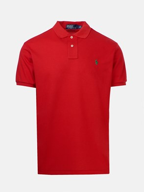 POLO RALPH LAUREN - POLO RECYCLED ROSSA