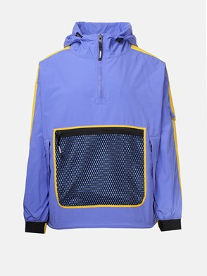 KENZO - YELLOW AND PURPLE JACKET