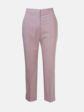 STELLA McCARTNEY - PANTALONI STRETCH LILLA