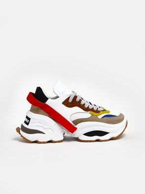 DSQUARED2 - MULTICOLOR K2 THE GIANT SNEAKERS