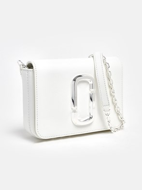 THE MARC JACOBS - MARSUPIO HIP SHOT DTM BIANCO
