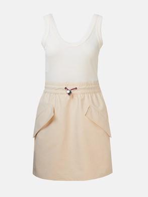 MONCLER GENIUS - CREAM DRESS