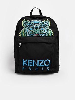 KENZO - BLACK BACKPACK