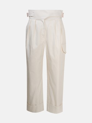 SEE BY CHLOE' - WHITE PANTS
