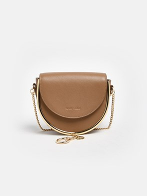 SEE BY CHLOE' - TRACOLLA MARA EVENING BEIGE