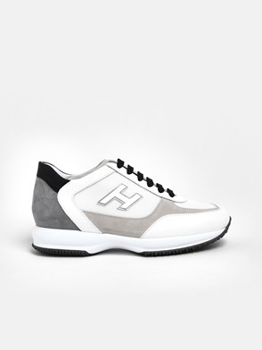 HOGAN - WHITE INTERACTIVE NEW SNEAKERS