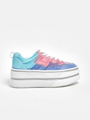HOGAN - MULTICOLOR MAXI H449 SNEAKERS