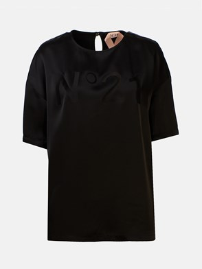N21 - T-SHIRT NERA