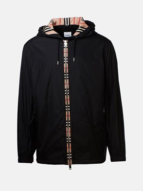 BURBERRY - GIUBBINO EVERTON NERO